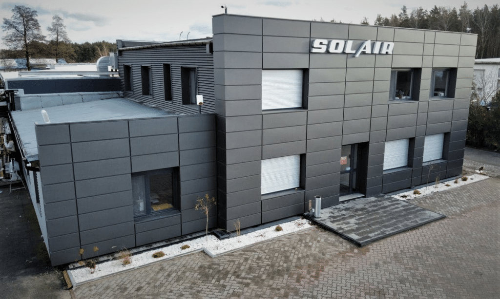 siedziba Solair Insalacje